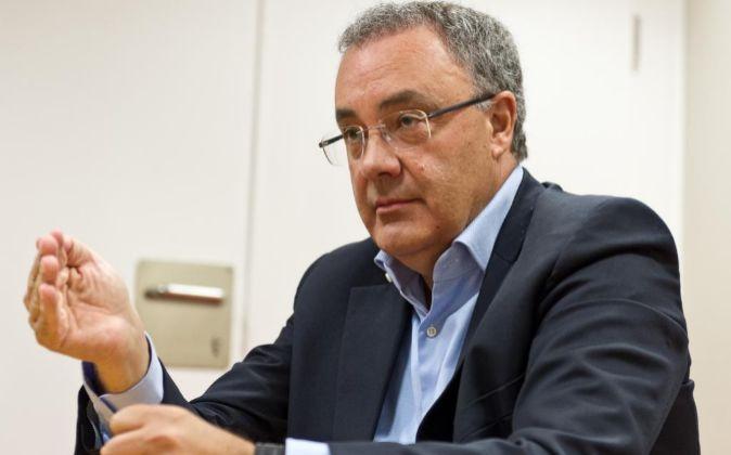 Tobias Martínez, CEO de Cellnex
