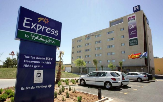 Hotel Holiday Inn Express en Aldaya (Valencia).