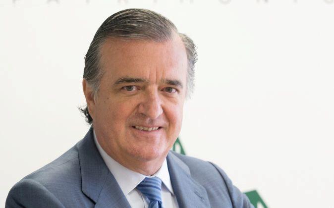 Luis López de Herrera-Oria, consejero delegado de Axiare