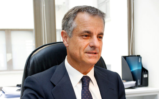 Ignacio Moreno, presidente de Metrovacesa.