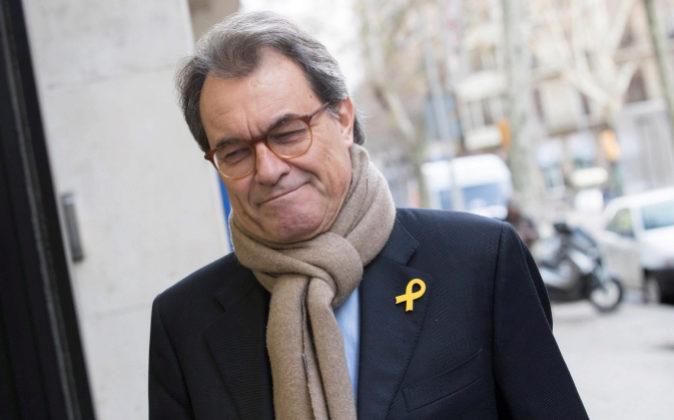 Artur Mas.
