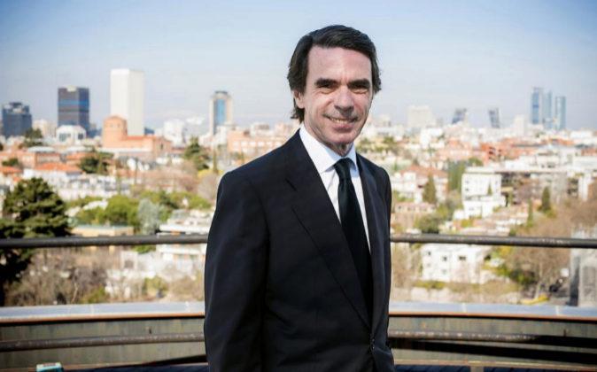 José María Aznar abandona DLA Piper