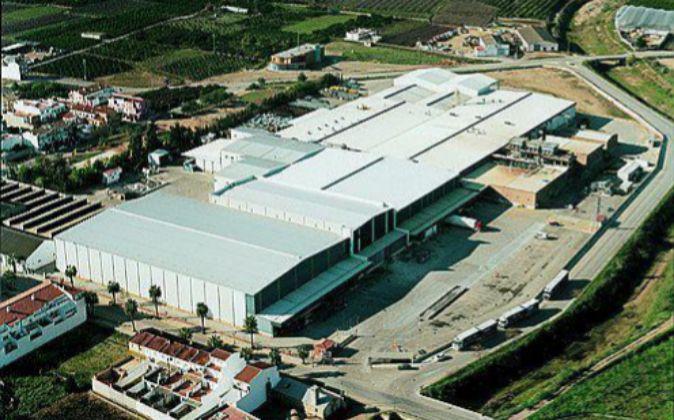 Factoría de Ardo en Benimodó (Valencia).