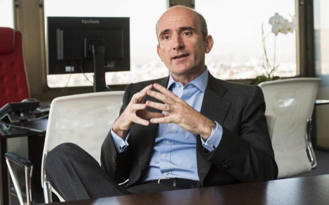 Eduardo Dávila, consejero delegado de AON.