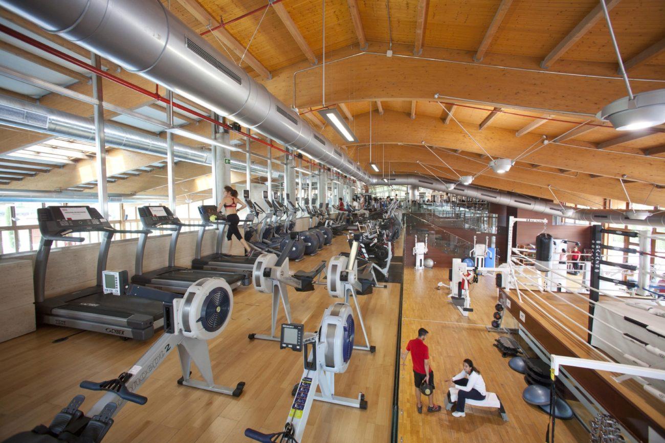 Reebok Sports Club Spa