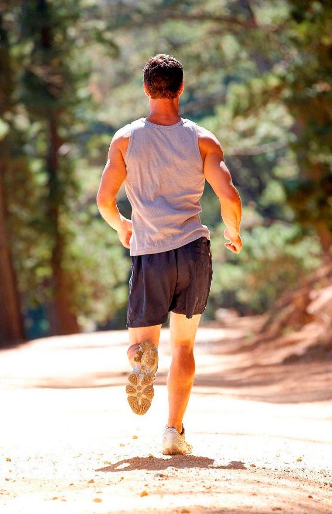 El deporte y una respiración consciente ayudan a combatir el estrés.