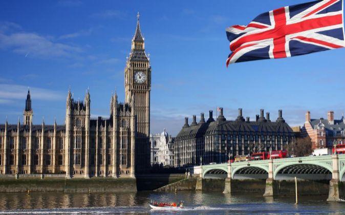 Imagen del Big Ben y el Parlamento de Londres.