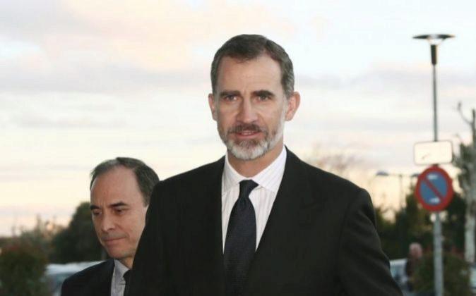 El Rey Felipe VI en una imagen reciente.