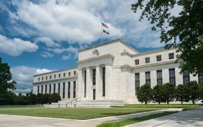 Sede de la Reserva Federal de EEUU