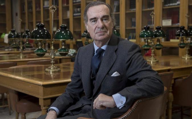 El nuevo decano del Colegio de Abogados de Madrid, José María...