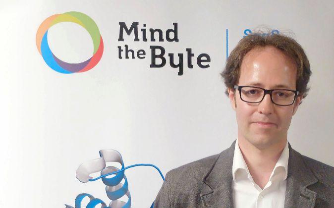 El fundador y consejero delegado de Mind The Byte, Alfons...