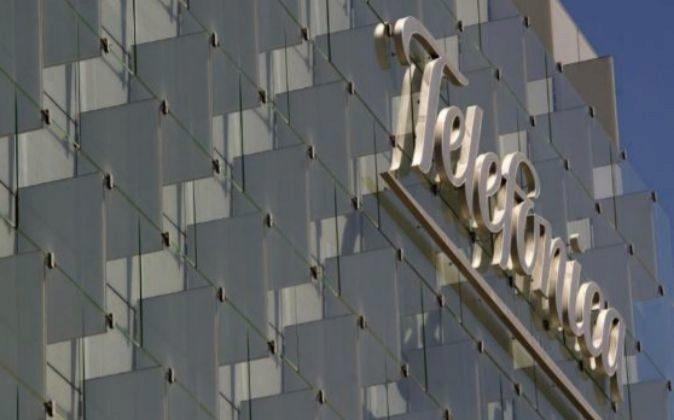Imagen de la sede de Telefónica