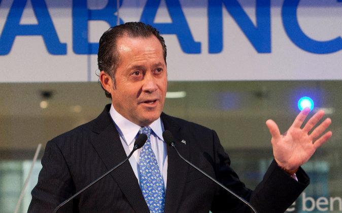Juan Carlos Escotet, presidente de Banesco.