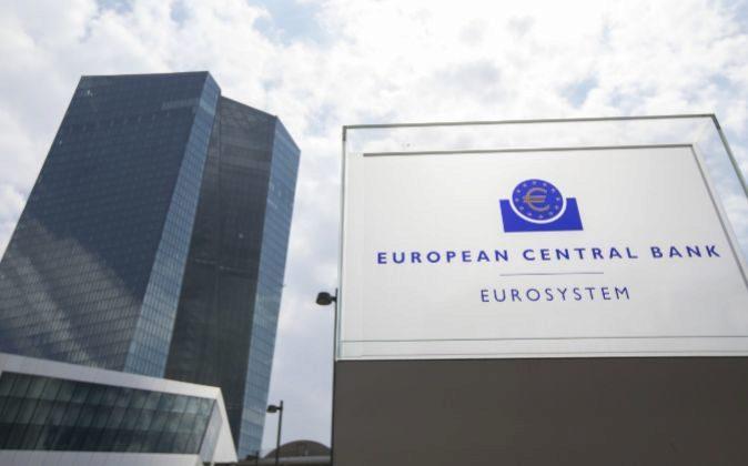Sede del BCE en Fráncfort (Alemania)