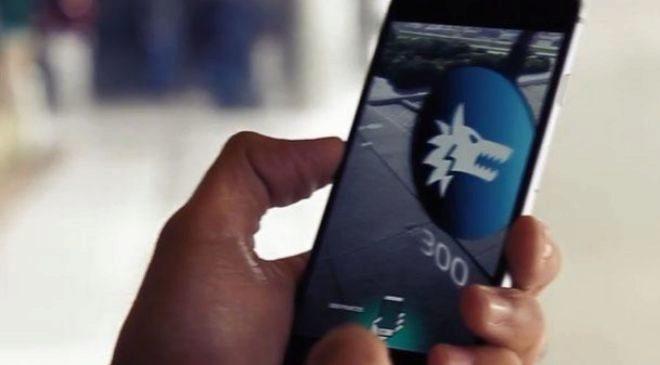 Captura de la aplicación de TGo Games.