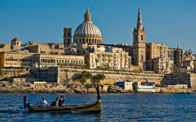 Imagen de La Valletta.