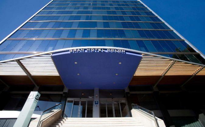 Ayre Gran Hotel Colón (Madrdi), uno de los hoteles en venta.