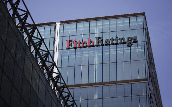 Sede de Fitch Ratings en Londres.