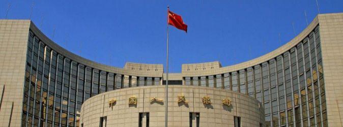 La sede del Banco Central chino