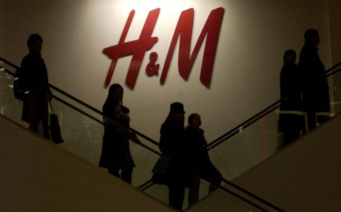 Tienda H&M.