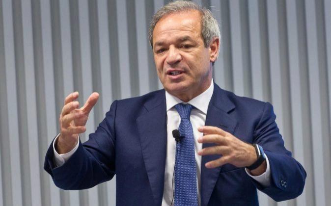 El consejero delegado de ACS Marcelino Fernández Verdes.