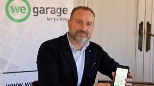 Marc Edo, fundador de WeGarage.