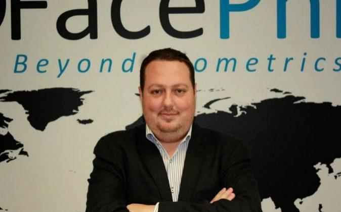Salvador Marti, presidente de Facephi.