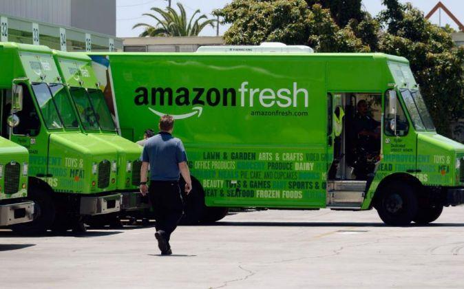 Amazon Fresh es una de las plataformas con potencial para crecer.