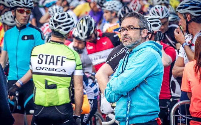 Jon Fernández, gerente de Orbea, confía en que el ebitda alcance los...