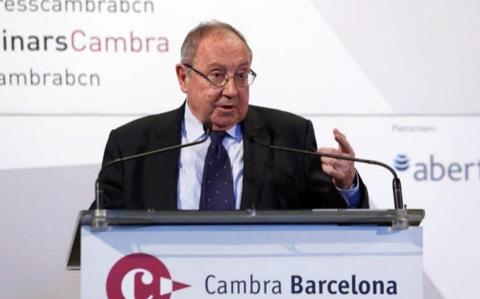 José Luis Bonet, en una imagen de archivo.