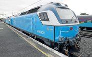 Tren Afro 4000 fabricado por la planta valenciana para la sudafricana...