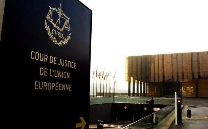 TRIBUNAL DE JUSTICIA DE LA UE EN LUXEMBURGO.