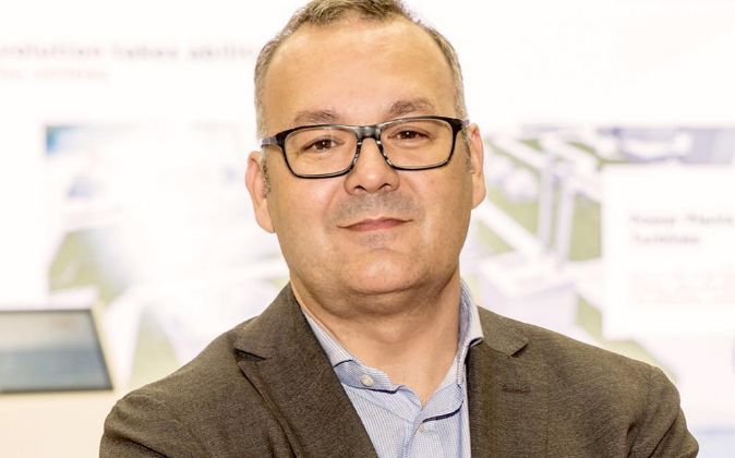 Marc Gómez, consejero delegado de ABB España.