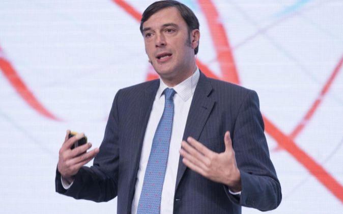 Roberto Ruiz Scholtes, director de Inversiones de UBS España. Foto:...