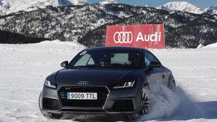 El hilo y la nieve exigen unos conocimientos técnicos para mantener...
