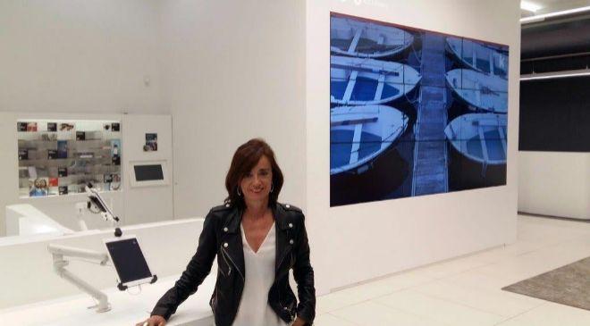 Amaia Ayastuy, directora de Innovación y Canales de Kutxabank.