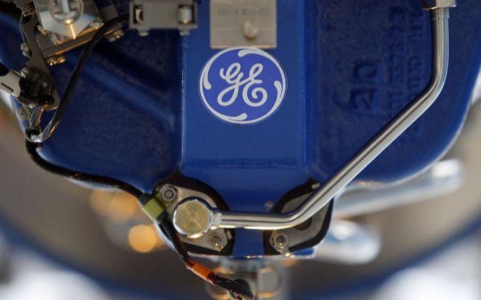 Motor de General Electric.