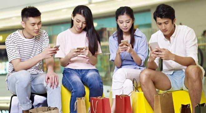 En China existen 415 millones de 'millennials', usuarios muy...