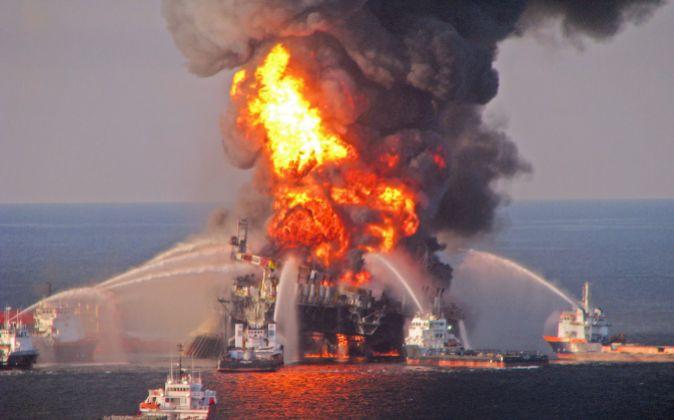 Resultado de imagen de Deepwater Horizon