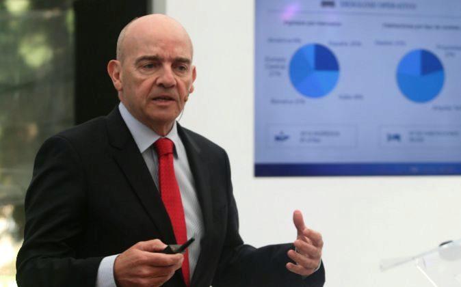 El consejero delegado de NH Hotel Group, Ramón Aragonés