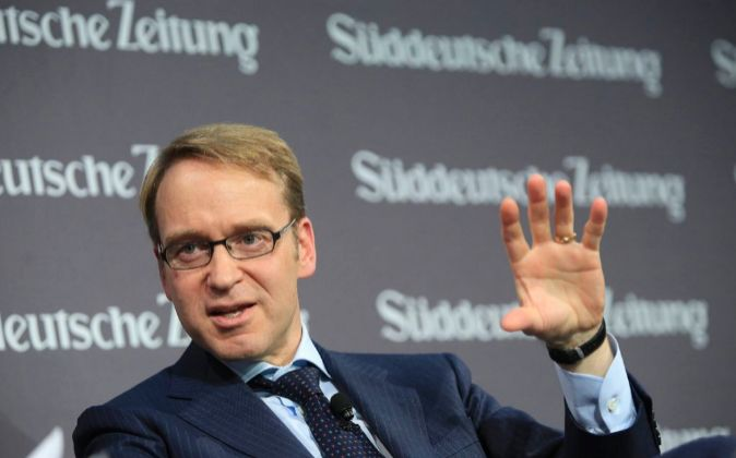 El presidente del Bundesbank, Jens Weidmann