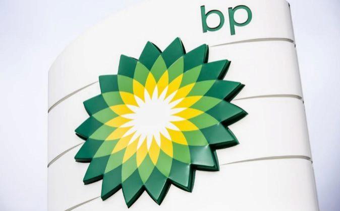 Logo de BP.