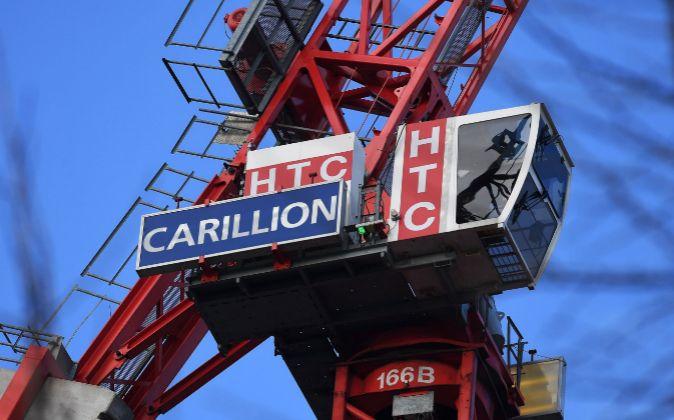 Logotipo de Carillion.