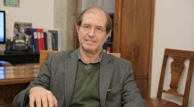 Silvio Micali, profesor del Instituto Tecnológico de Massachusetts...