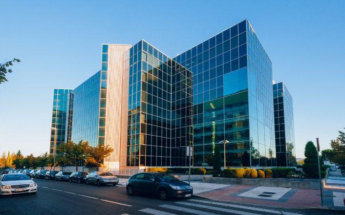 Colonial compra un nuevo edificio de oficinas a lar espa a por 79 millones de euros - Oficinas de adecco en madrid ...