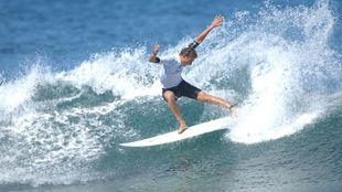 La playa de Las Américas volverá a congregar a los mejores surfistas...