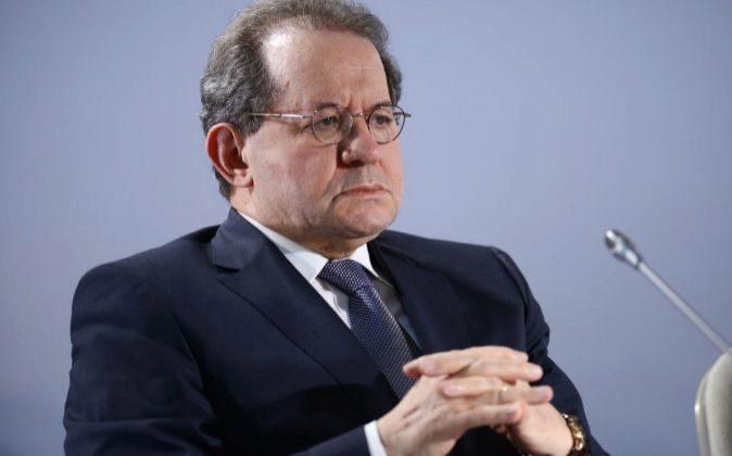 Vitor Constancio, vicepresidente del BCE