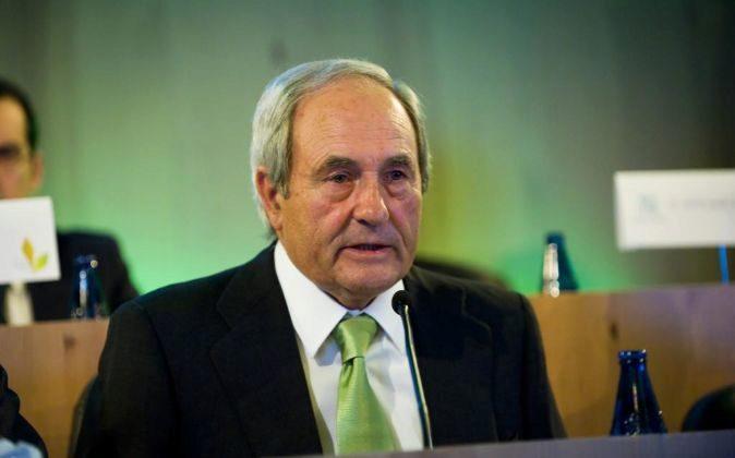 Juan Luis Arregui es el presidente de Ence.