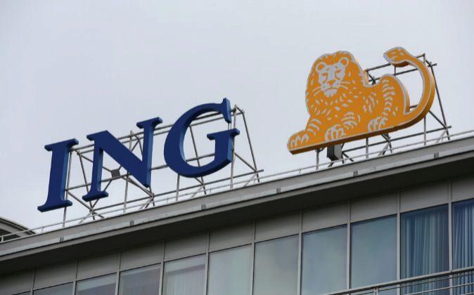 Logo de ING.