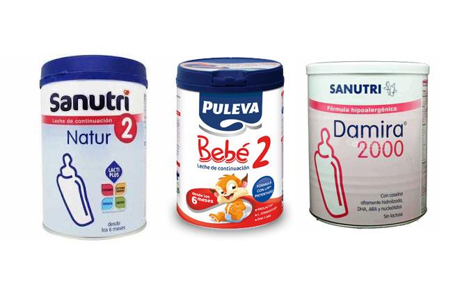 Galletas sin leche sanutri